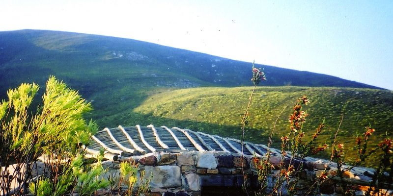 Article 2_ pic 2_subtitle_Towerland Mountain Retreat_Similarities in between Roof and mountain profiles